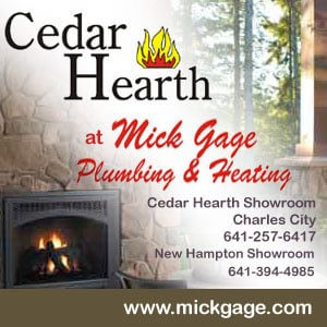 Cedar Hearth at Mick Gage Plumbing & Heating