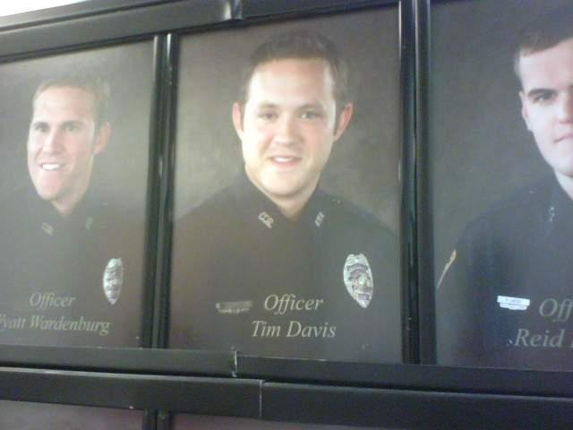 Officer Tim Davis