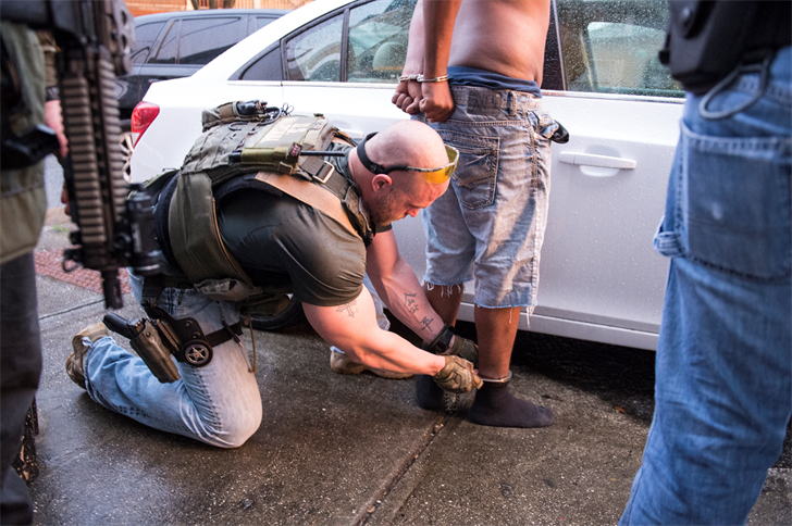 how to become a us marshal fugitive task force