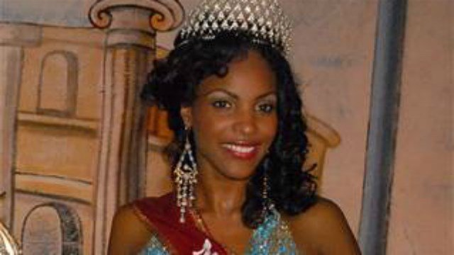 Marsha-Gay Reynolds was the second runner-up in the Miss Jamaica 2008 competition.