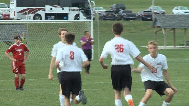 Cedar Falls Tops Mason City 6 1 In Substate Soccer Wrex