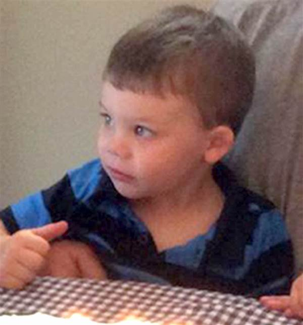 Lane Graves, a 2-year-old boy who was dragged off by an alligator Tuesday night at Disney resort. via Facebook