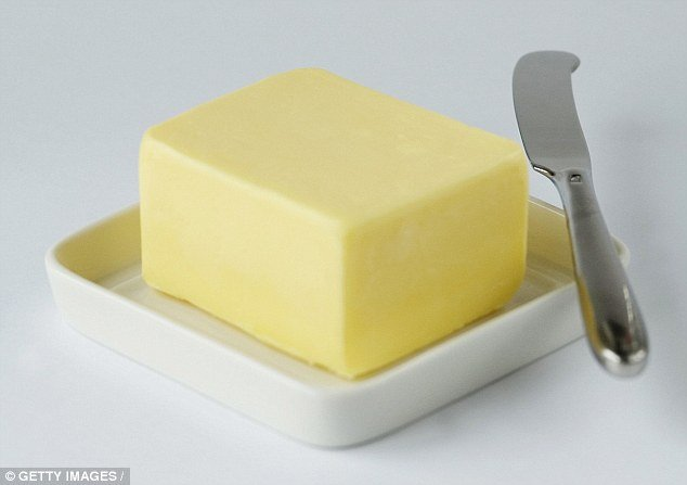 Butter is apparently not bad for us at all...at least according to a ...