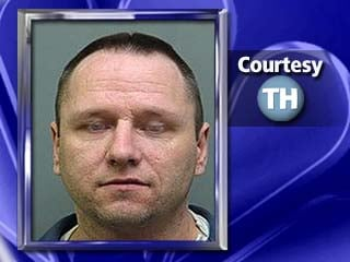 40 year old Michael Mayton is  jail after a double stabbing in Dubuque's north side