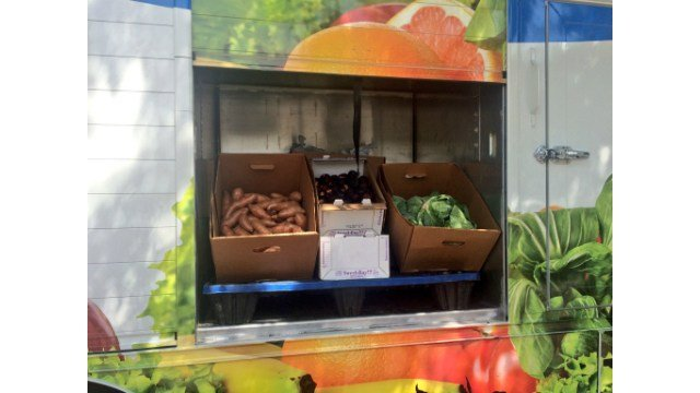 hacap reveals mobile food pantry kttc rochester austin