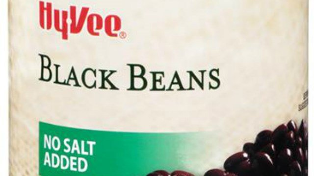 Hy-Vee recalls limited black beans due to potential choking haza - KWWL - Eastern Iowa Breaking News, Weather, Closings