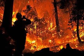 From One Extreme To Another: California On Fire to Lousiana Historic Flooding 11065602_G