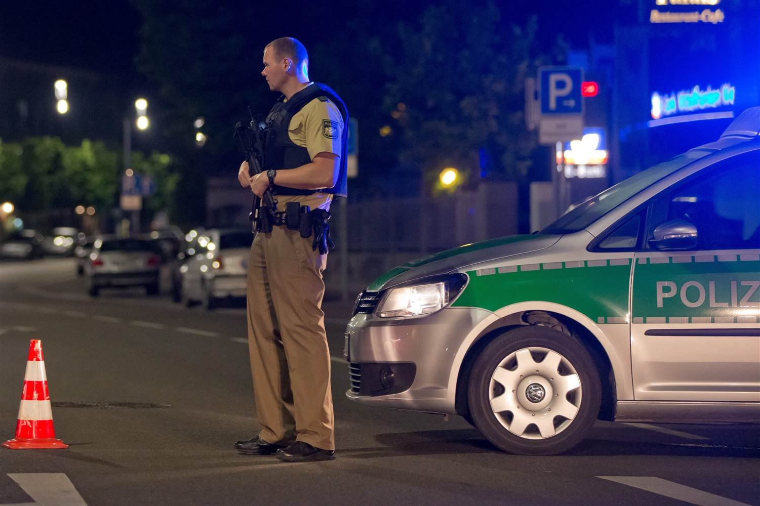 Ansbach, Germany explosion 'may not be accident'