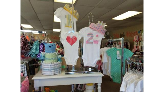 Polka Dots & Denim store in Cedar Rapids