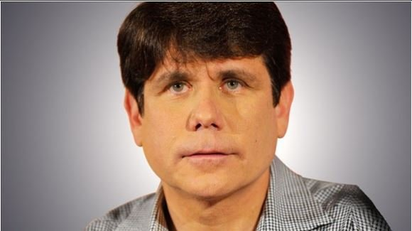 Judge Upholds Blago's 14 year Prison Sentence