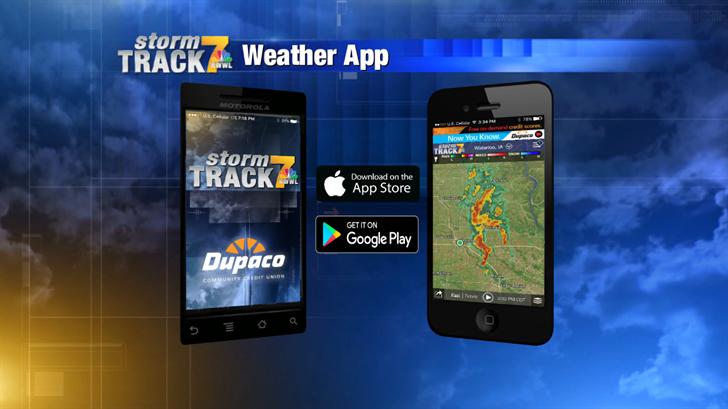 StormTrack 7 Weather App