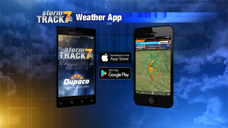 Download the Storm Track 7 Weather App