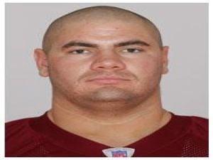 Chad Rinehart, Courtesy: Washington Redskins
