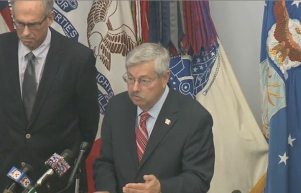 Branstad to meet with Trump amid new job speculation