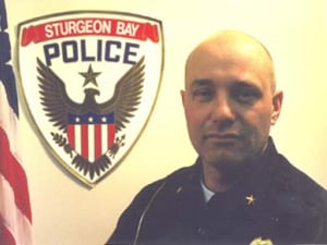 Sturgeon Bay, WI Police Chief Daniel Trelka