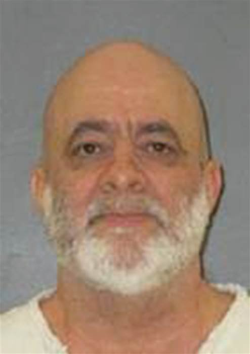 Texas death row inmate Barney Fuller Texas Department of Criminal Justice