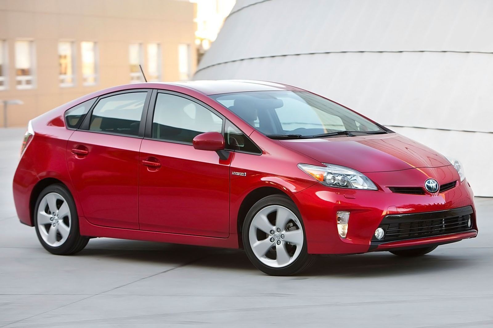 Potentially Deadly Brake Defect Triggers Toyota Prius