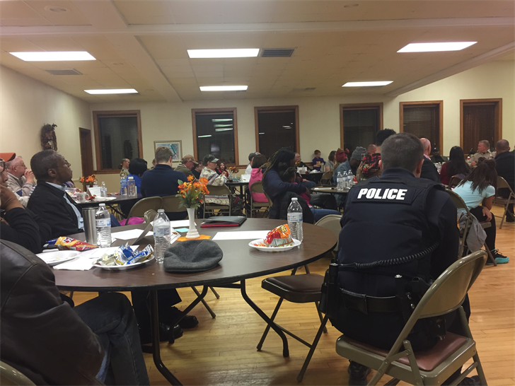 Community Forum Reaching For Respect Our Police Our