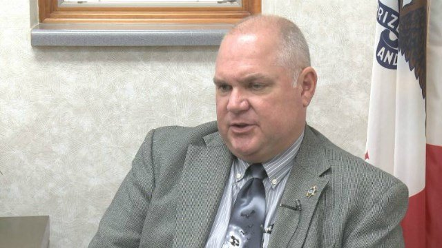 Linn County Sheriff Brian Gardner has served two terms and hopes for more.