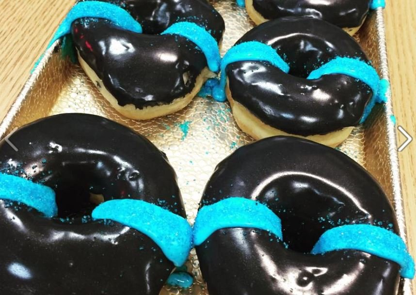 La porte bakery selling donuts for murdered officers for City of la porte jobs