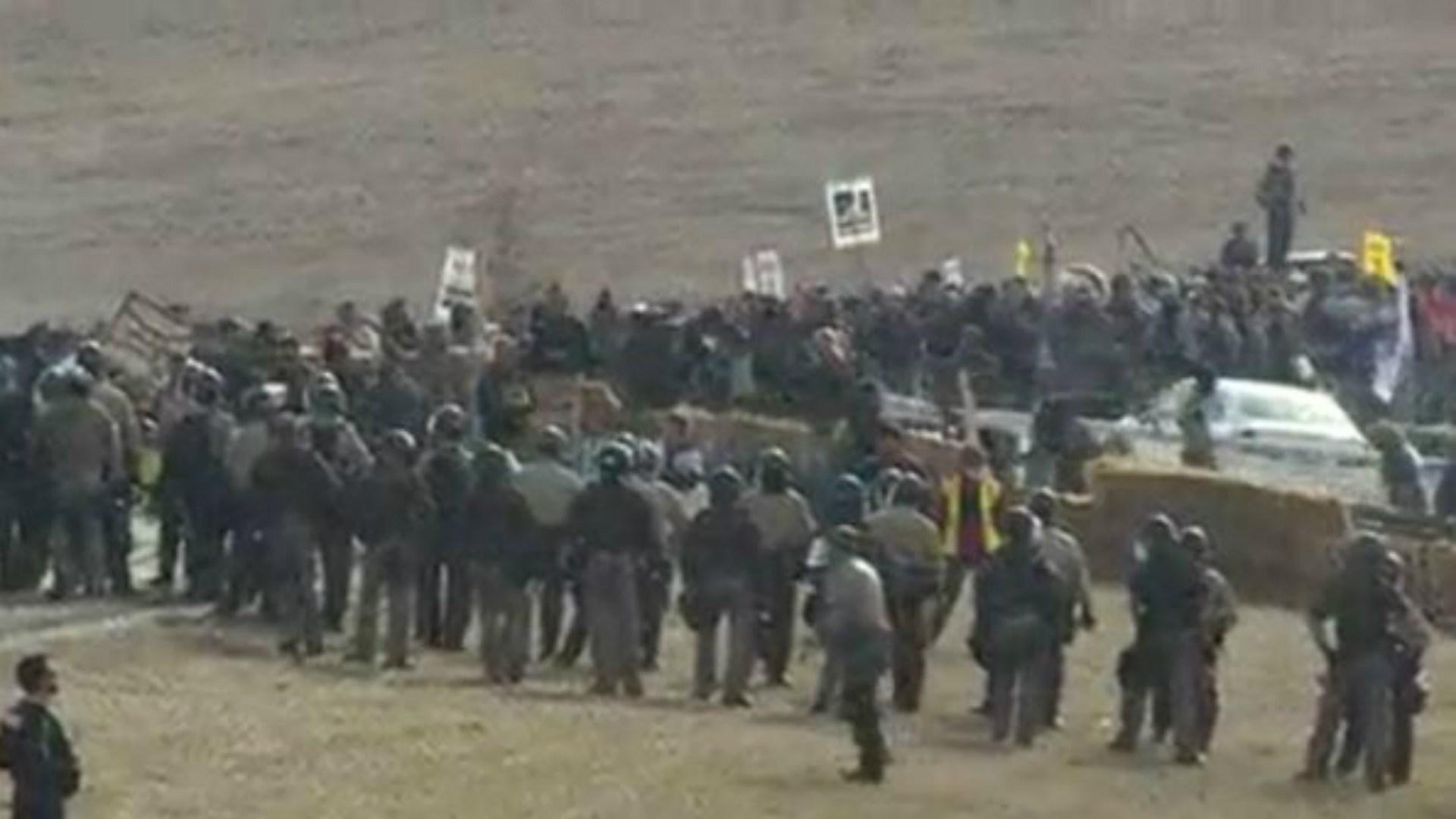 Tribal leader encouraged by Dakota Access delay