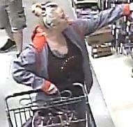 Theft on November 1