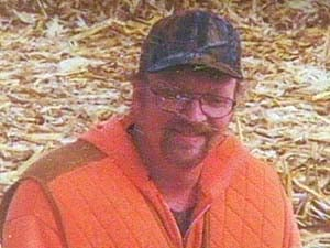 Jeffrey McAdam was fatally shot at a rest stop along Interstate 80 in Iowa County.