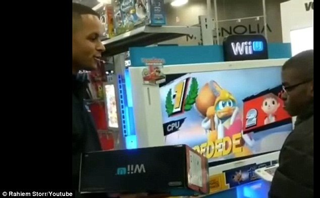 Best Buy Employees Buy Wii U For Kid Who Visited It Daily