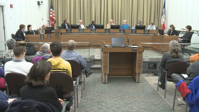 Update iowa city approves motion regarding federal for Community motors mason city ia