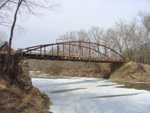 Corbett's Mill Bridge