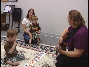 Music for Early Autism Class