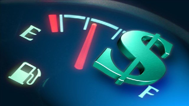West Texas gas prices continue to fall