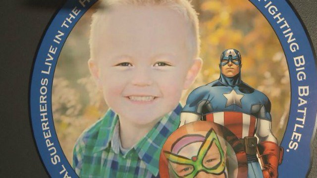 6-year-old Austin Smith died of cancer in May.