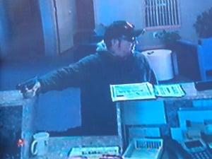 County Bank Surveillance Photo