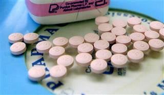 Oxycodone tablets Toby Talbot / AP file