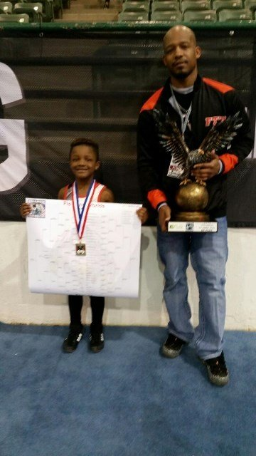 DeShawn Parrow