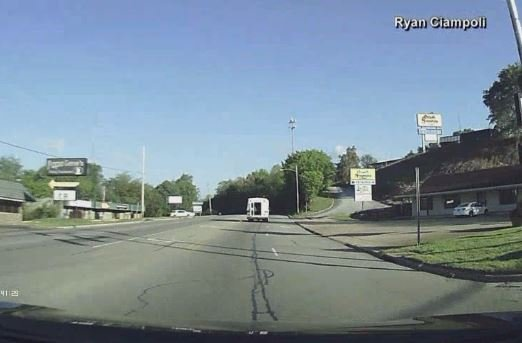 Dashcam video captures Arkansas 4-year-old's fall from bus