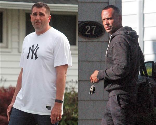 Paul Dean (L) and David Villanueva shown in this composite. victoralcorn.com