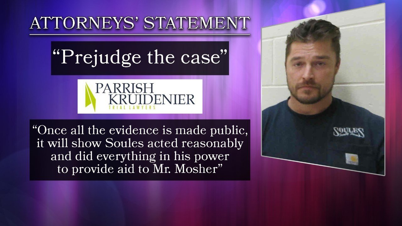 Prosecution fires back in the Chris Soules case