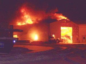 Photo credit fire eyewitness Robert Paige