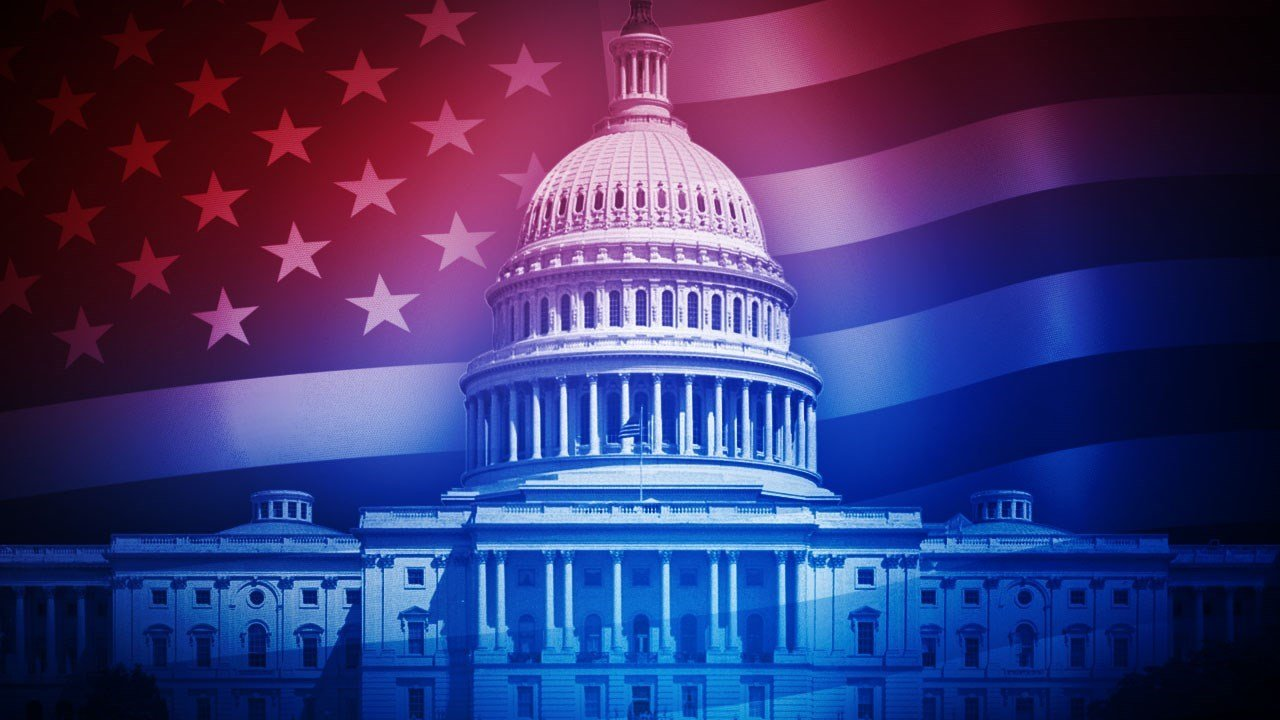 US House passes bill to fund government through September