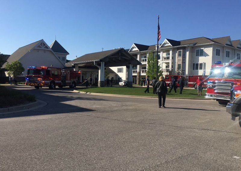 Magnifying glass causes small fire at waterloo retirement for Community motors waterloo iowa
