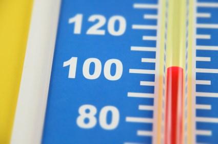 Las Vegas, Phoenix already hit with 100-degree days
