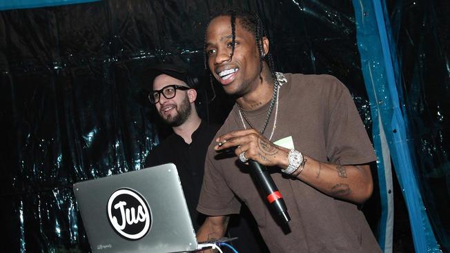 Arkansas Police: Rapper Travis Scott arrested after concert performance