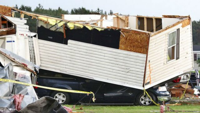 CHETEK TORNADO: Victim identified as Eric Gavin, 45