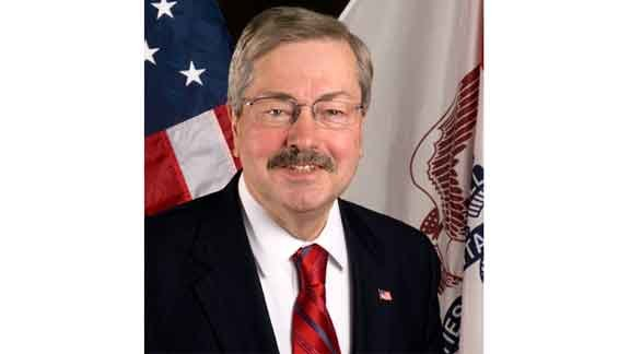Iowa Gov. Terry Branstad Confirmed as New Ambassador to China