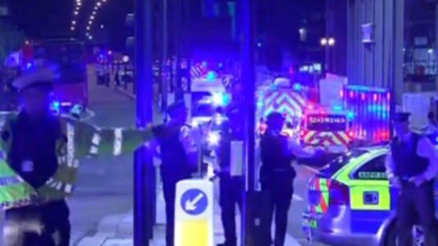 London Bridge attack: second victim named as James McMullan