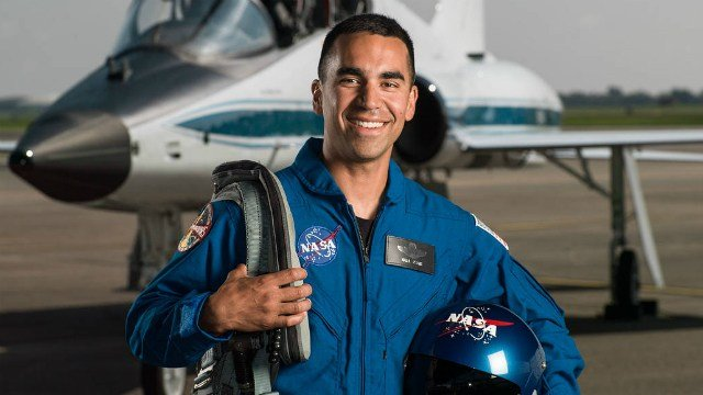 Cedar Falls man selected for 2017 Astronaut Candidate Class