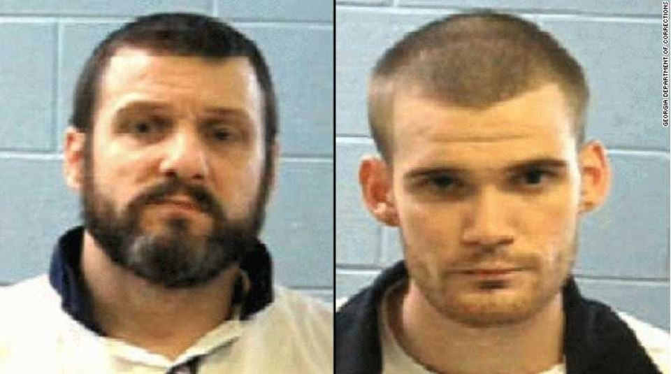 Georgia Gov. on escaped prisoners: 'No effort will be spared'