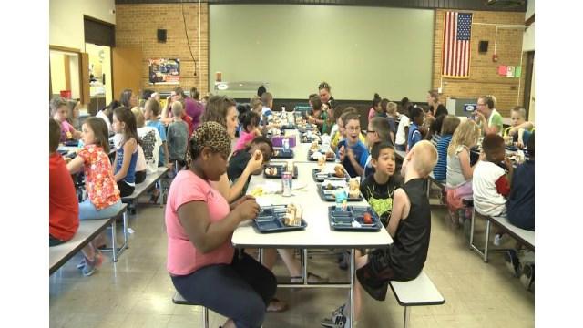 Summer 'Meals for Kids' program kicks off